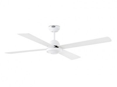 IBIZA White ceiling fan Faro