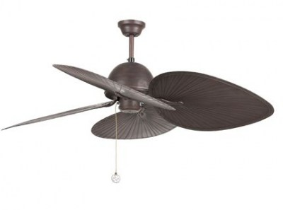 CUBA Brown ceiling fan Faro