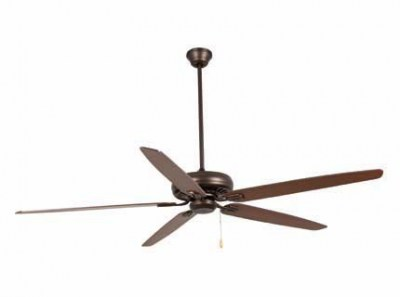 NISOS Brown ceiling fan Faro