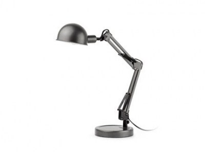 BAOBAB Grey office reading lamp Faro