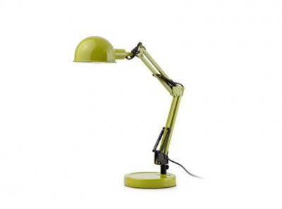 BAOBAB Green office reading lamp Faro