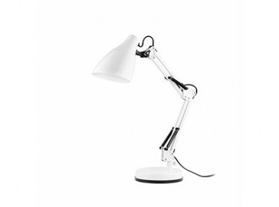 GRU White reading lamp Faro