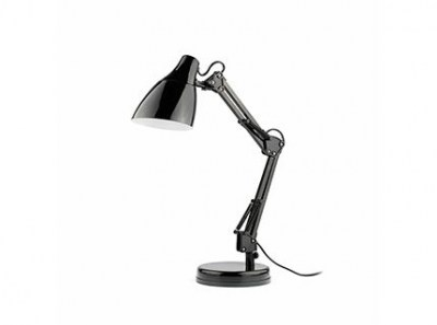 GRU Black reading lamp Faro