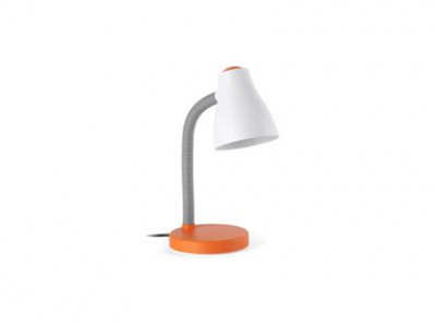 BOB Orange office reading lamp Faro