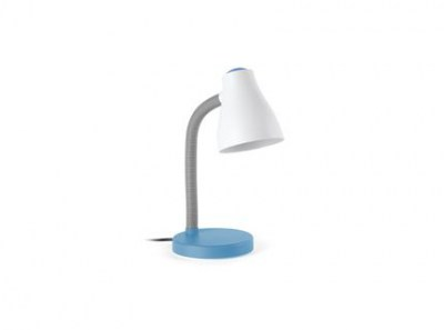 BOB Blue office reading lamp Faro