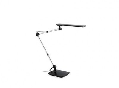 ITO LED Black office reading lamp Faro
