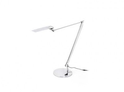 KATANA LED Chrome table lamp Faro