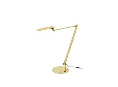 KATANA LED Gold table lamp Faro