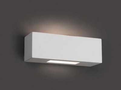 CHERAS-3 White wall lamp Faro