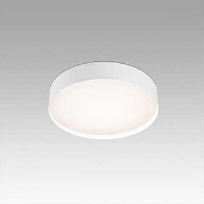 VUK LED White ceiling lamp Faro
