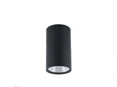 REL-G LED Black ceiling lamp Faro