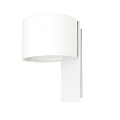 FOLD White wall lamp Faro