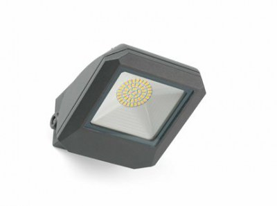 ARAN LED Dark grey projector lamp Faro