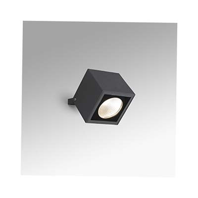 OKO Dark grey projector lamp Faro