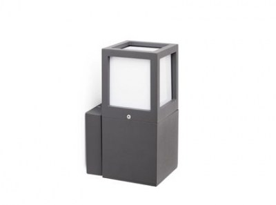 ONZE Dark grey wall lamp Faro