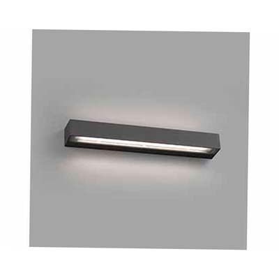 TACOS LED Dark grey wall lamp 3000K Faro