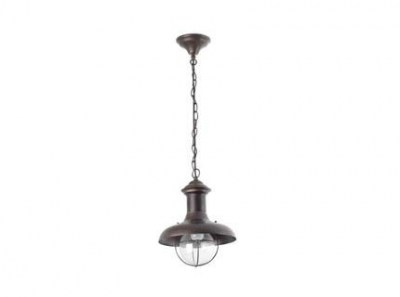 ESTORIL-P Rust pendant lamp Faro