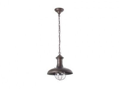 ESTORIL-G Rust pendant lamp Faro
