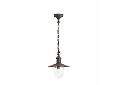 MITRA Brown pendant lamp Faro