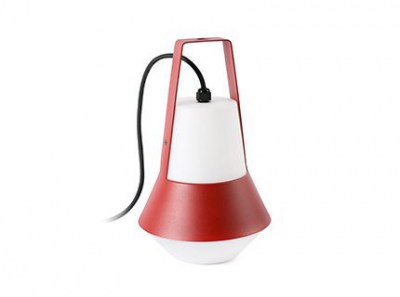 CAT RED portable lamp Faro