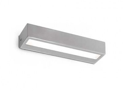 NEFTIS LED Inox wall lamp Faro