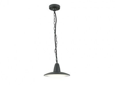 ELLEN LED Dark grey pendant lamp Faro
