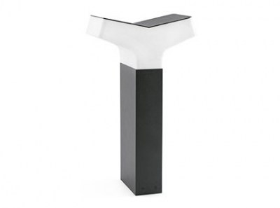TAU Dark grey beacon lamp h 64cm Faro