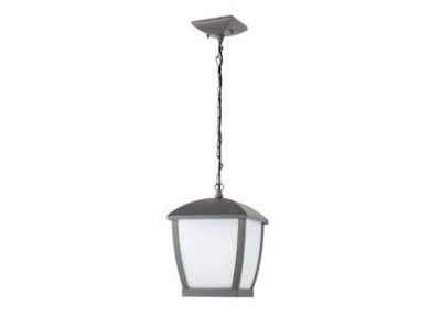 WILMA Dark grey pendant lamp Faro