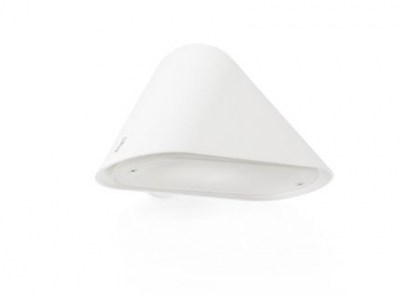 BIRD White wall lamp Faro